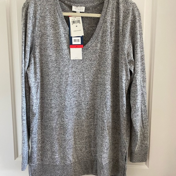 Lucky Brand Sweaters - Lucky Brand Ladies' V-Neck Tunic